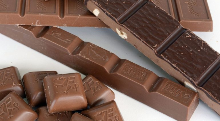 Weetjes over chocola