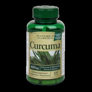 Weetjes curcuma capsules