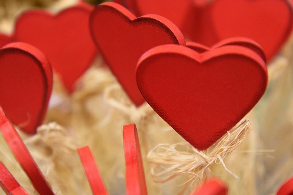 kerst en valentijn