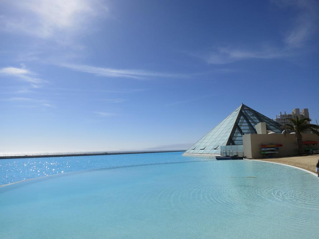 grootste zwembad ter wereld chili