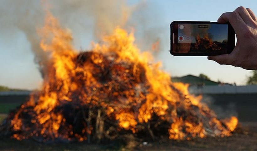 Wat te doen wanneer je smartphone oververhit is
