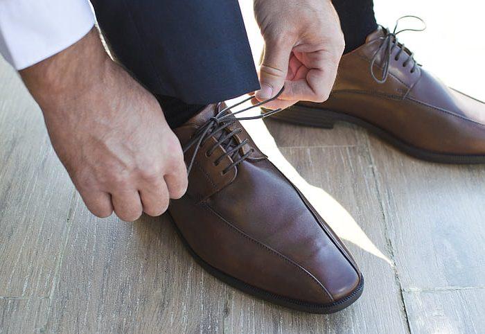 zakelijke schoenen voor mannen!