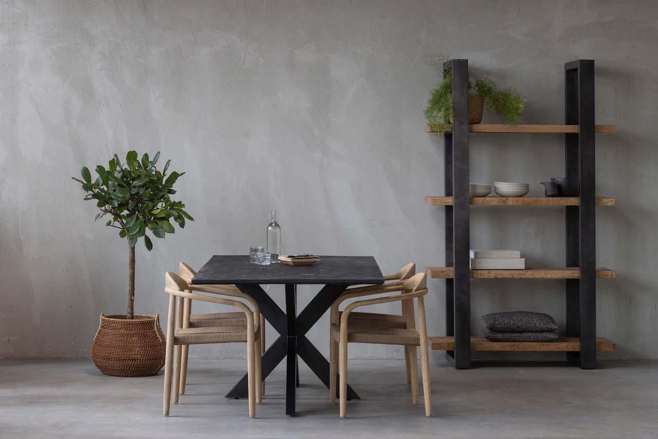 mangohouten meubel