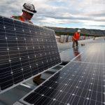 De werking van zonnepanelen